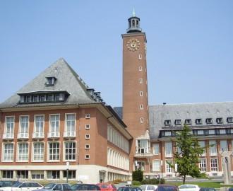 Woluwe-Saint-Pierre Cultural Centre